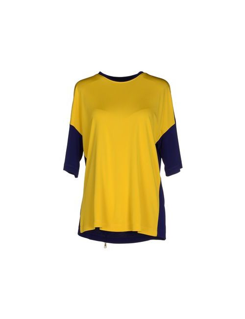 Vionnet | Женская Жёлтая Футболка