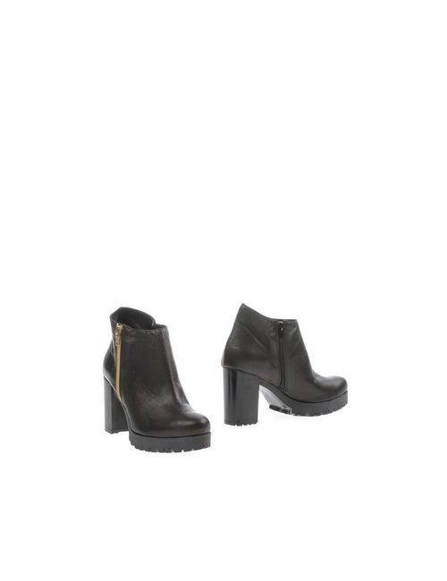 AN.GI | Женские Чёрные Полусапоги И Высокие Ботинки