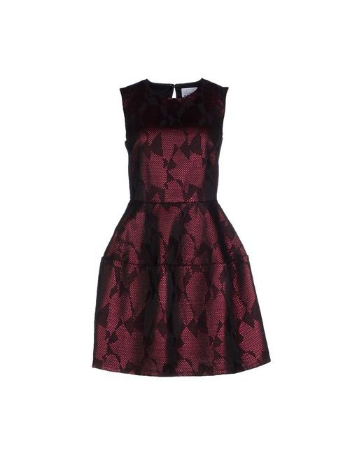 SI-JAY | Женское Фиолетовое Короткое Платье