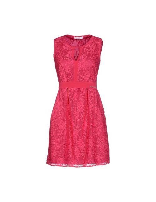 Blugirl Folies | Женское Фуксия Короткое Платье