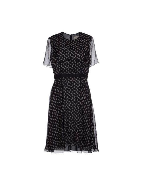 Jason Wu | Женское Черный Платье До Колена
