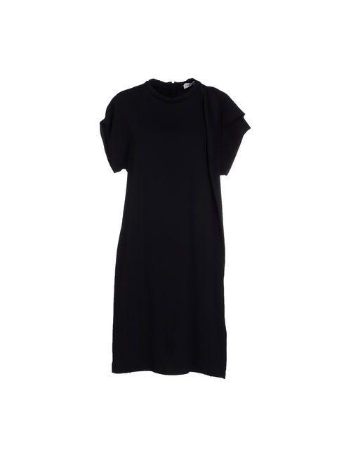 Costume National   Женское Чёрное Короткое Платье