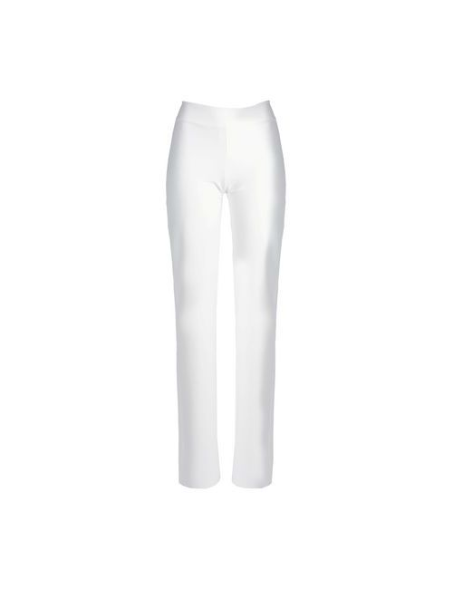 La Petite Robe Di Chiara Boni | Женские Белые Повседневные Брюки