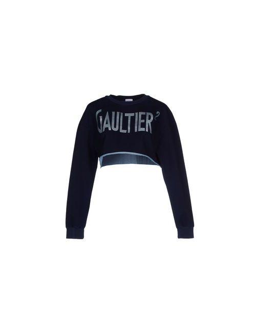 Jean Paul Gaultier   Женская Синяя Толстовка