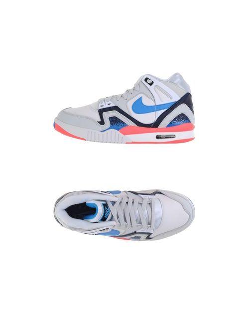 Nike | Женские Высокие Кеды И Кроссовки