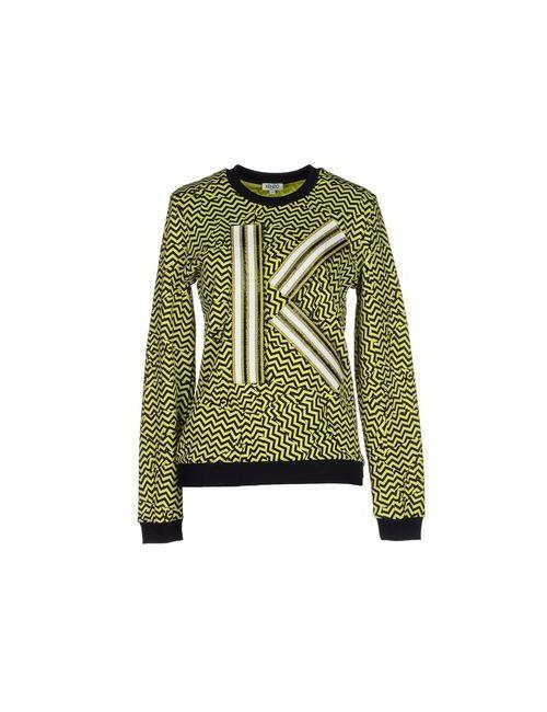 Kenzo | Женская Жёлтая Толстовка