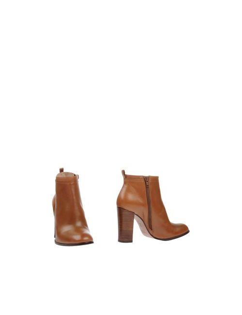 Hoss Intropia | Женские Коричневые Полусапоги И Высокие Ботинки