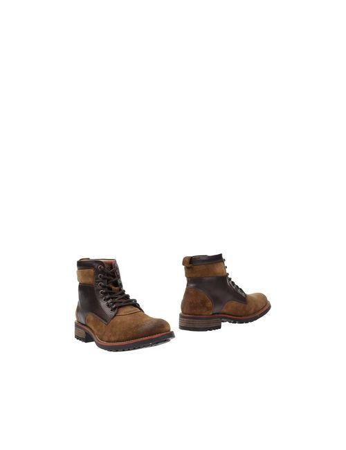 ARMANI JEANS | Мужские Коричневые Полусапоги И Высокие Ботинки