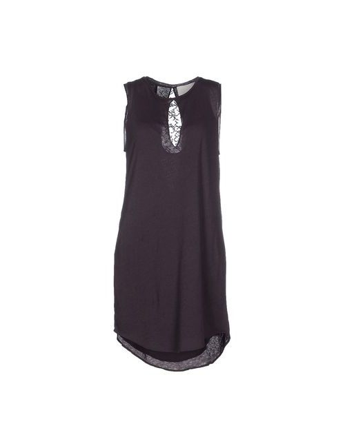 3.1 Phillip Lim | Женское Серое Короткое Платье