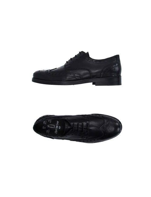 Shoe the Bear | Мужская Чёрная Обувь На Шнурках