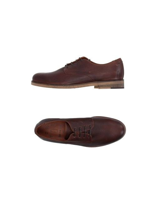 Shoe the Bear | Мужская Коричневая Обувь На Шнурках
