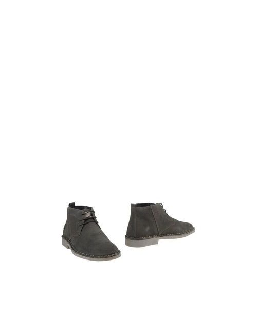 Gaudi' Shoes | Мужские Серые Полусапоги И Высокие Ботинки