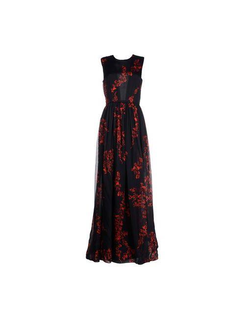 Daniele Carlotta | Женское Красное Длинное Платье