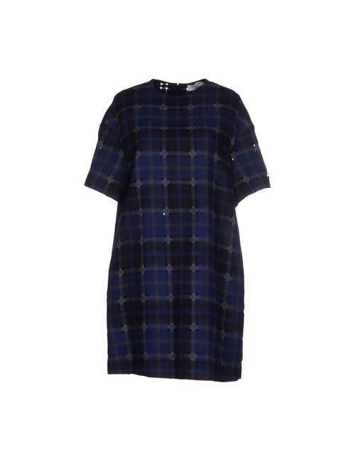 Ports 1961 | Женское Синее Короткое Платье