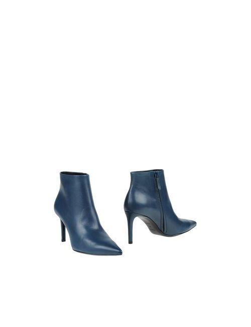 Balenciaga | Женские Синие Полусапоги И Высокие Ботинки