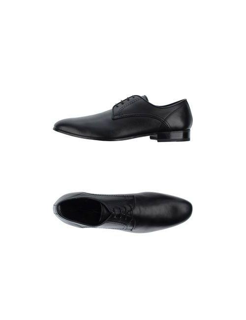 Bruno Bordese   Мужская Черный Обувь На Шнурках