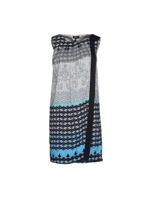 Byblos | Женское Чёрное Короткое Платье