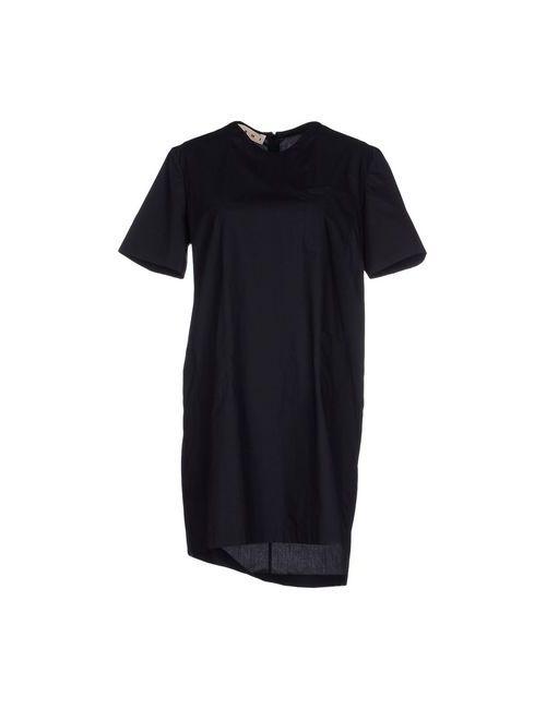 Marni   Женское Черный Короткое Платье