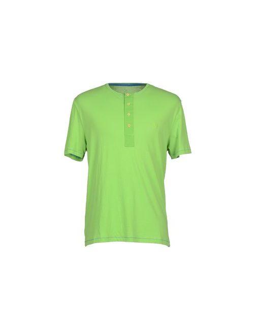 PSJ | Мужская Зелёная Футболка