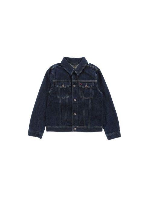 Ralph Lauren | Мужская Синяя Джинсовая Верхняя Одежда