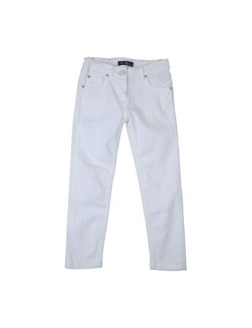 Miss Blumarine Jeans   Женские Белые Джинсовые Брюки
