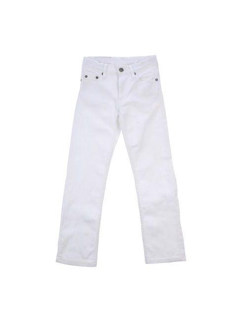 Levi'S Kidswear | Женские Белые Джинсовые Брюки