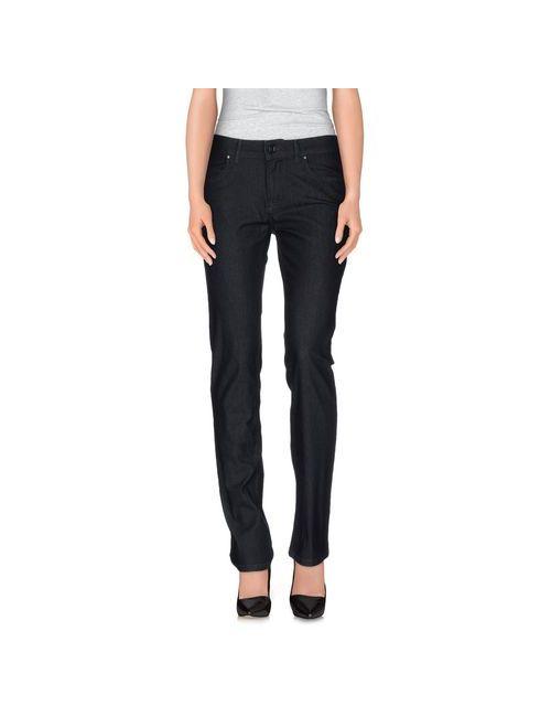Trussardi Jeans | Женские Чёрные Джинсовые Брюки