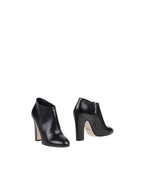 Dolce & Gabbana   Женские Чёрные Ботинки