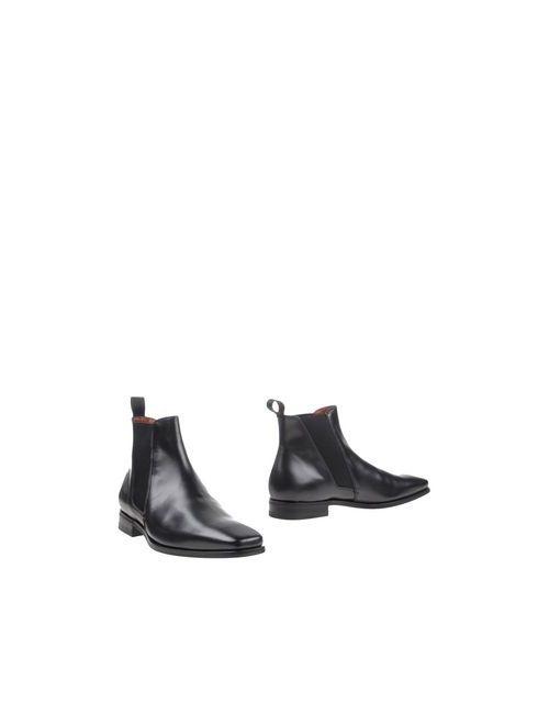 Henderson Fusion | Мужские Чёрные Полусапоги И Высокие Ботинки
