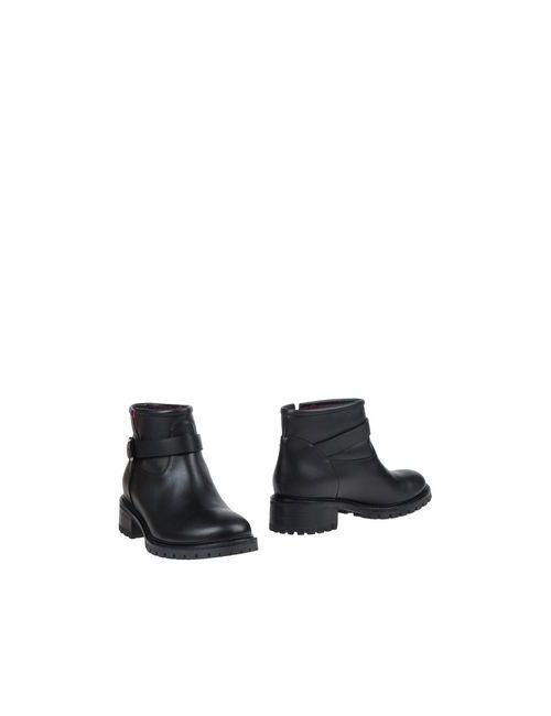 Fendi | Женские Чёрные Полусапоги И Высокие Ботинки