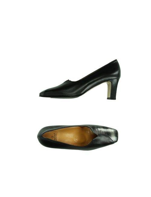 Menstor | Женские Чёрные Туфли