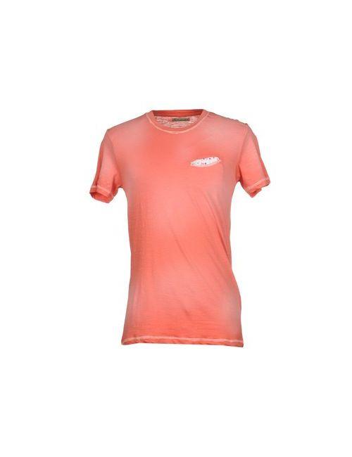 Individual | Мужская Розовая Футболка