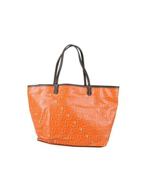 FRANZI | Женская Оранжевая Сумка На Руку