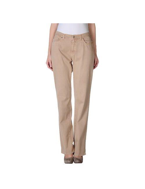 Trussardi Jeans | Женские Хаки Джинсовые Брюки