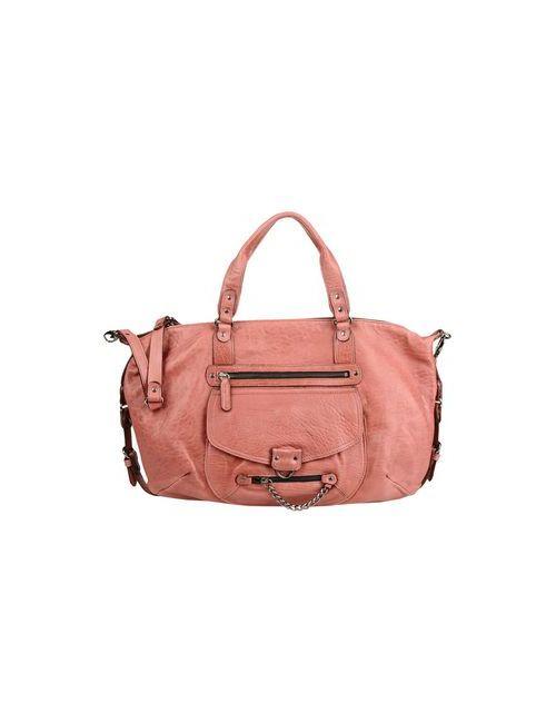 Abaco | Женская Розовая Сумка На Руку