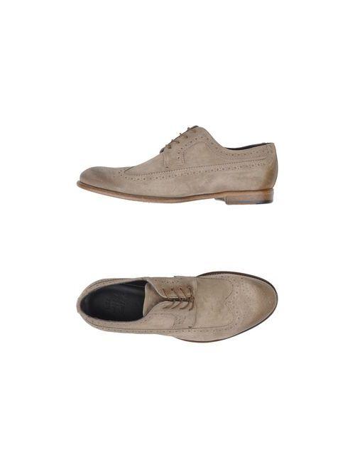 N.D.C. Made By Hand | Мужская Песочная Обувь На Шнурках