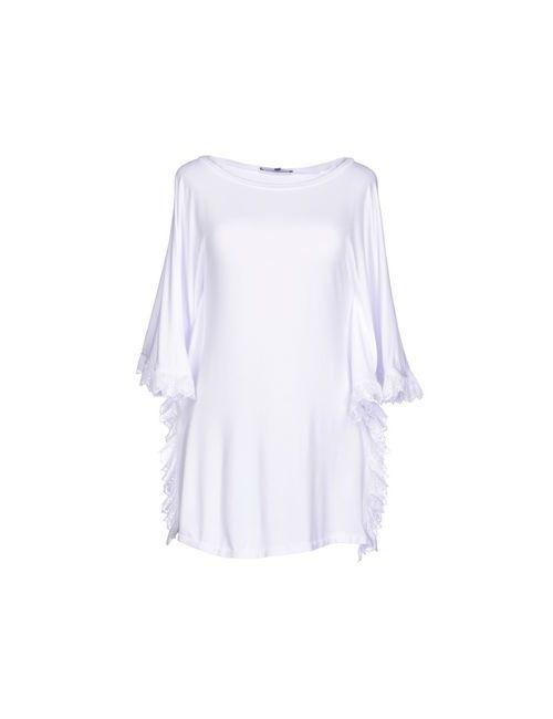 La Camicia Bianca | Женская Белая Футболка
