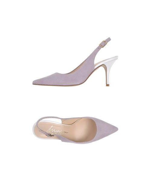 Marian | Женские Фиолетовые Туфли