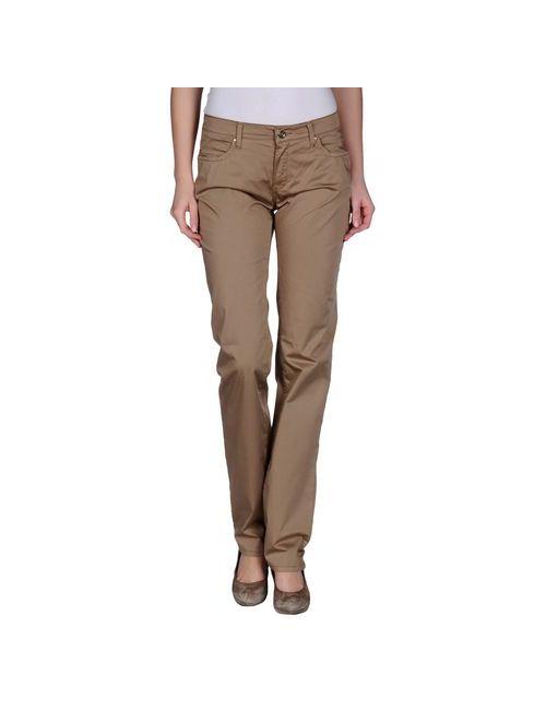 Trussardi Jeans | Женские Хаки Повседневные Брюки