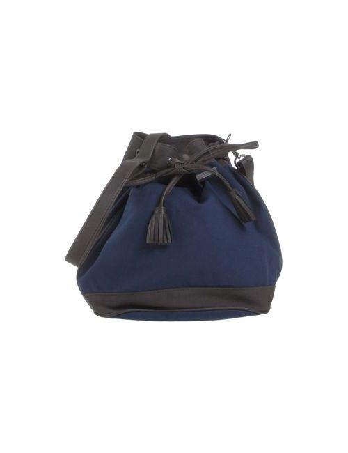 Woolrich | Женская Синяя Сумка На Руку