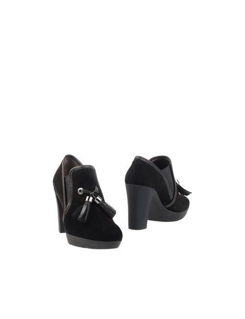 Lara Manni | Женские Чёрные Ботинки