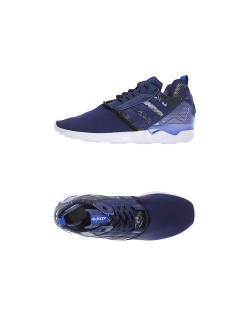 adidas Originals   Женские Синие Низкие Кеды И Кроссовки
