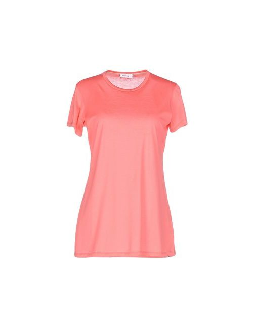 Jil Sander | Женская Розовая Футболка