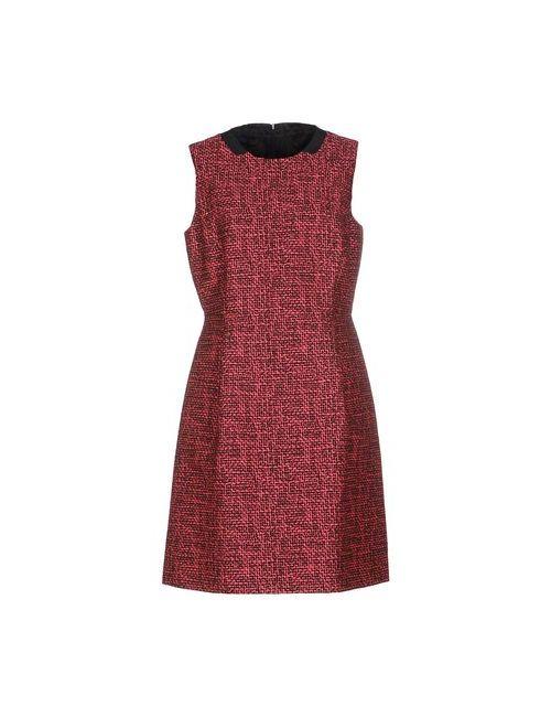 Blue Les Copains | Женское Чёрное Короткое Платье