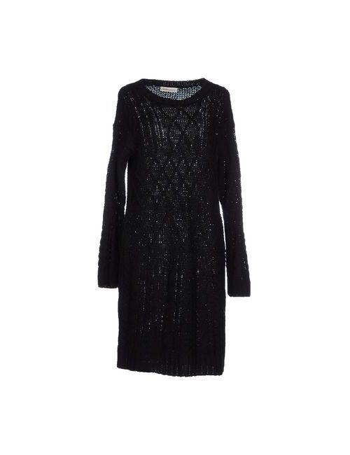 Giorgia  & Johns | Женское Черный Короткое Платье