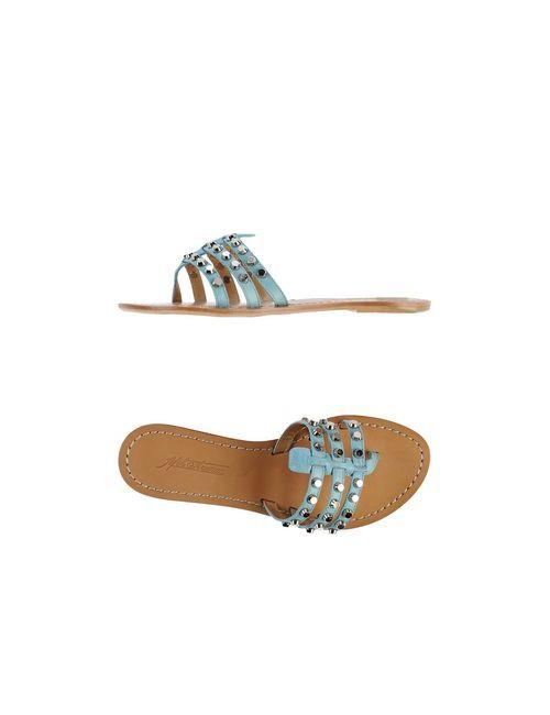 Fifth Avenue Shoe Repair | Женские Голубы Вьетнамки