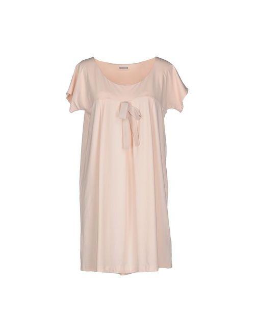 Alpha Studio | Женское Розовое Короткое Платье