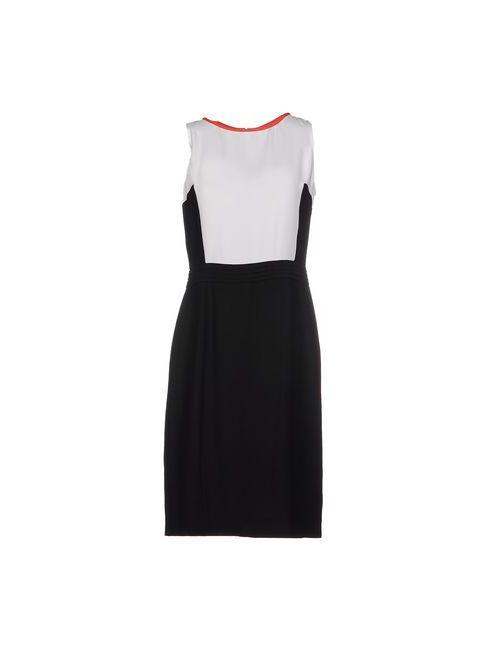 Ter De Caractère | Женское Белое Платье До Колена