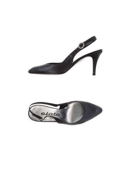 Elata | Женские Чёрные Туфли