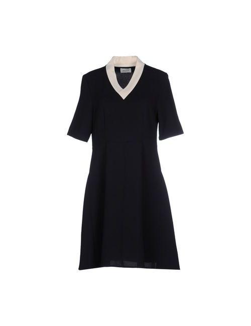 Woodwood | Женское Черный Короткое Платье